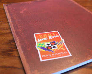 Penn National Annual Reports
